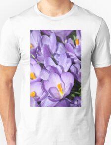 Violet Blossoms T-Shirt