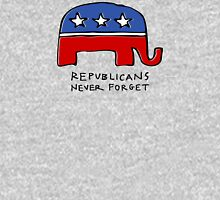 Republicans Never Forget Unisex T-Shirt