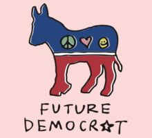 Future Democrat Kids Tee