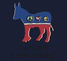 Future Democrat Kids Tee
