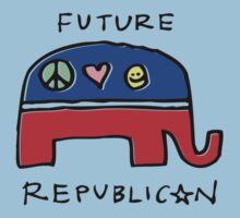 Future Republican Baby Tee