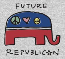 Future Republican One Piece - Long Sleeve