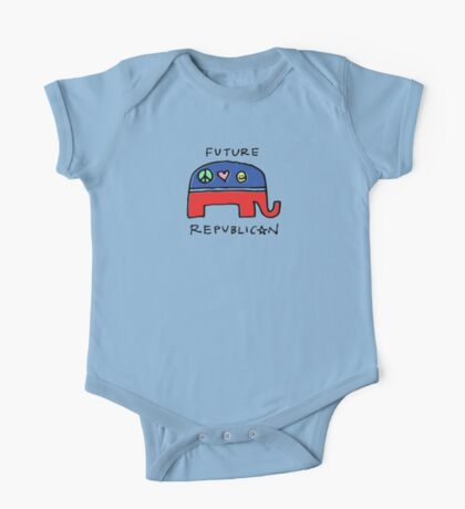 Future Republican One Piece - Short Sleeve