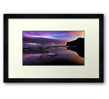 Subtleties of First Light Framed Print