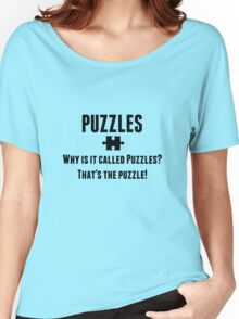 Puzzles Women's Relaxed Fit T-Shirt