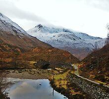 Glen Sheil - Kintail by caledoniadreamn