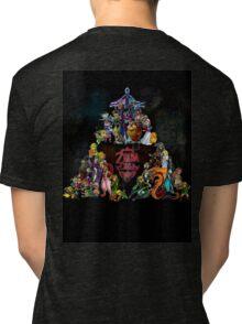 Zelda 25th Anniversary  Tri-blend T-Shirt