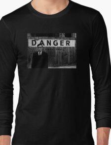 DANGER Long Sleeve T-Shirt