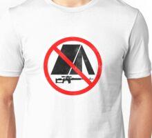 Anti Camper Unisex T-Shirt