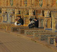 Seville by Tony Hadfield