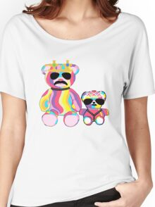 Rainbow Bear Women's Relaxed Fit T-Shirt
