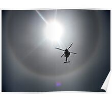 Halo Effect Poster