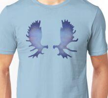 Moustakas (Moose) Antler Tee Unisex T-Shirt