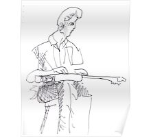 Slide player - Rick Dempster Poster