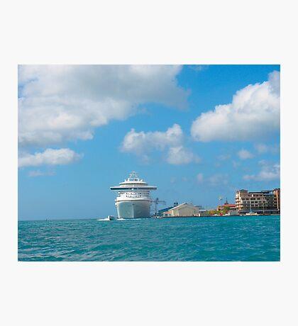 Sea excursion Photographic Print