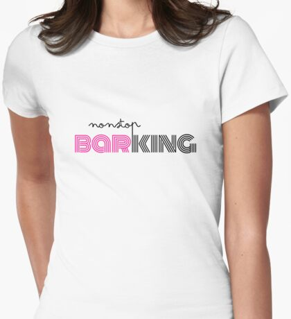 Lady M. Womens Fitted T-Shirt
