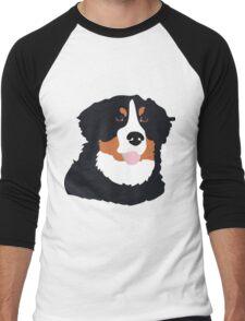 Bernese Mountain Dog Men's Baseball ¾ T-Shirt