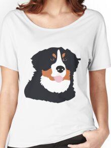Bernese Mountain Dog Women's Relaxed Fit T-Shirt