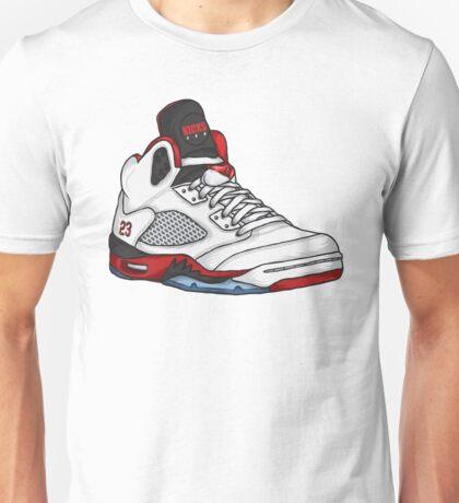 Shoes Fire Reds (Kicks) Unisex T-Shirt