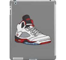 Shoes Fire Reds (Kicks) iPad Case/Skin