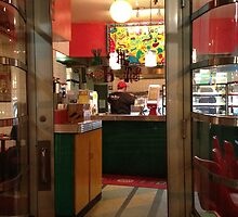 Two Boots Pizzeria - Greenwich Village by SylviaS