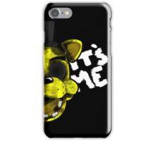 Golden Freddy iPhone Case/Skin
