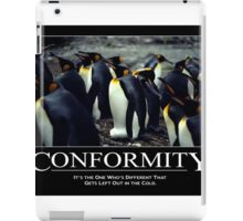 Conformity iPad Case/Skin