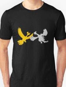 Pokemon - Ho Oh and Lugia Tee T-Shirt