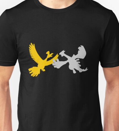 Pokemon - Ho Oh and Lugia Tee Unisex T-Shirt