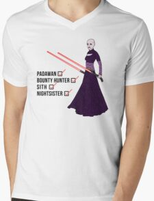 Ventress Mens V-Neck T-Shirt