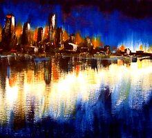 Cityglow by Graham Beatty