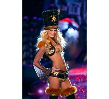 Victoria's Secret Fashion model Erin Heatherton walks the runway Photographic Print