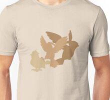 Pokemon - Pidgey Family Tee Unisex T-Shirt