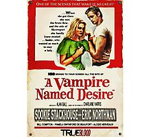 True Blood - A Vampire Named Desire Photographic Print