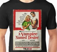 True Blood - A Vampire Named Desire Unisex T-Shirt
