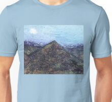 A Clamber up a peak into the Highlands Unisex T-Shirt