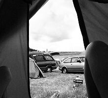 Tentin' it up by Alex Biernacki