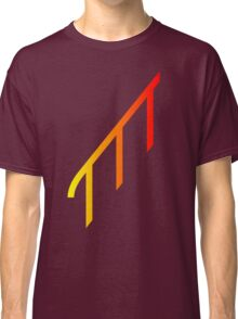 Rail Red Classic T-Shirt