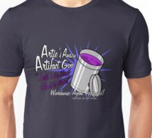 Artie's Amazing Artifact Goo Unisex T-Shirt