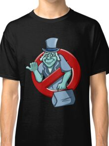 I Ain't Afraid Of No Ghosts - Phineas Classic T-Shirt