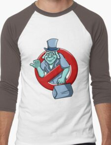 I Ain't Afraid Of No Ghosts - Phineas Men's Baseball ¾ T-Shirt
