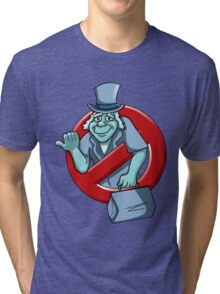 I Ain't Afraid Of No Ghosts - Phineas Tri-blend T-Shirt