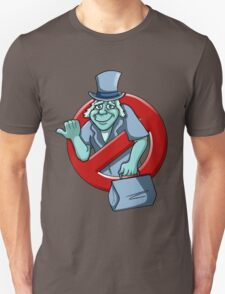I Ain't Afraid Of No Ghosts - Phineas T-Shirt