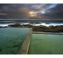 """Bermagui Blues"" ∞ Bermagui, NSW - Australia Photographic Print"