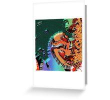 ASTRO TURF Greeting Card