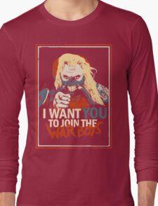 Yo Joe! Long Sleeve T-Shirt