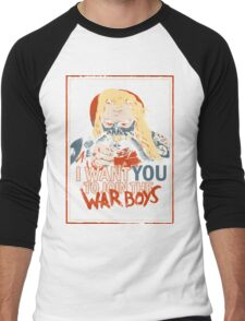 Yo Joe! Men's Baseball ¾ T-Shirt