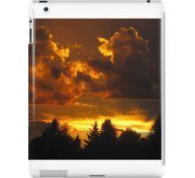 Sunset in Alberta iPad Case/Skin