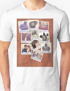 10 crack commandments  Unisex T-Shirt