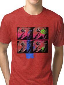 Graffiti Zef Queen Tri-blend T-Shirt